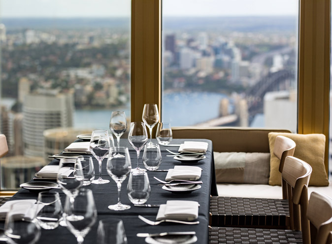 STUDIO, Sydney Tower – Amazing Venues