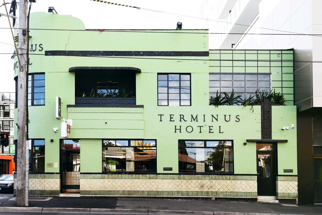 The Terminus Hotel – Outdoor Venues