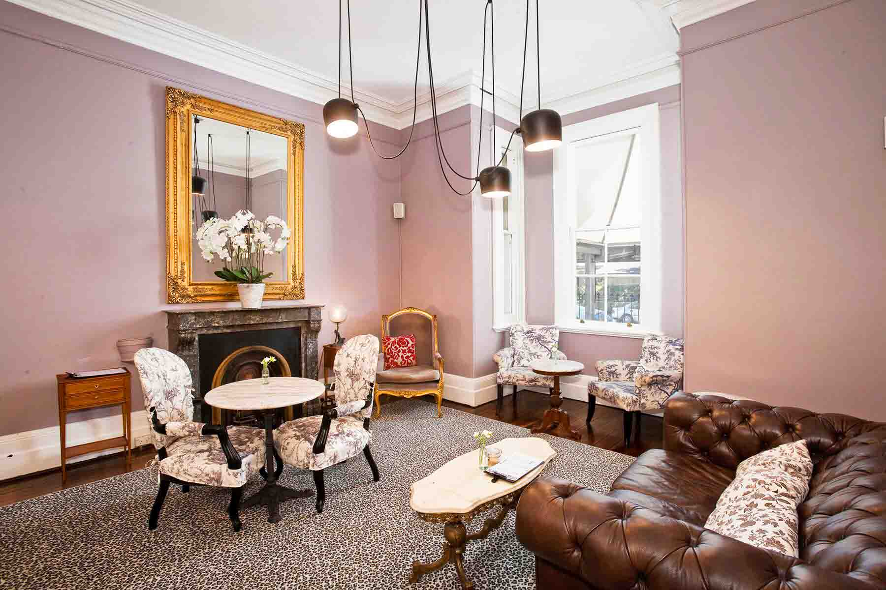 The Hughenden Boutique Hotel <br/> Unique Bars