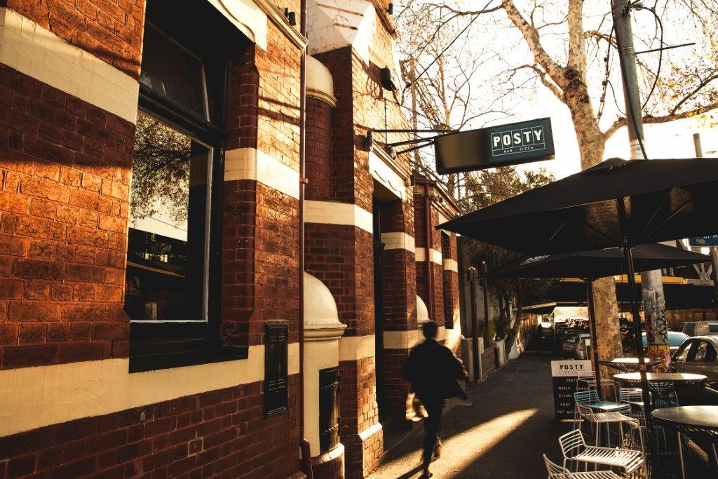 The Posty – Richmond Restaurants