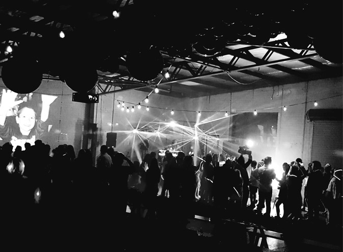 Warehouse 35 <br/> Top Warehouse Venues
