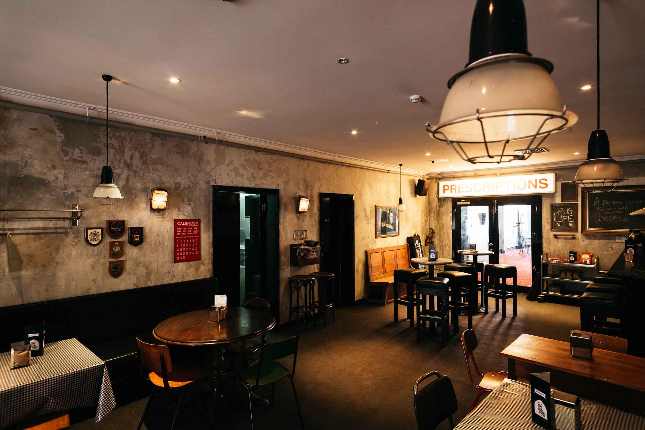 Waterside Hotel </br> Australian Modern Pubs