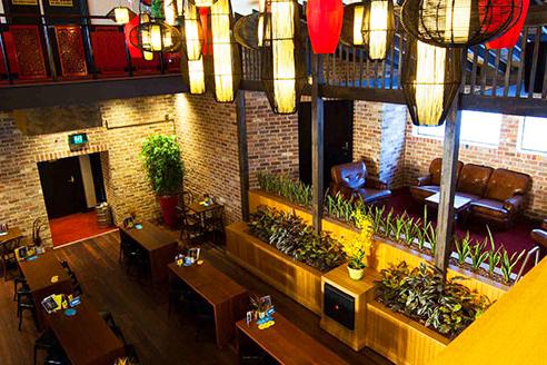 GT's Hotel – Thai Restaurants
