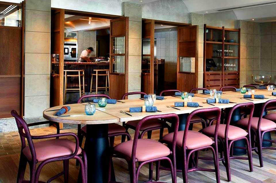12-Micron – Upscale Dining Sydney