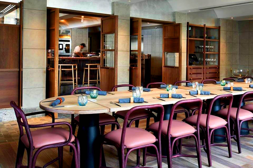 12-Micron – Upscale Dining Sydney