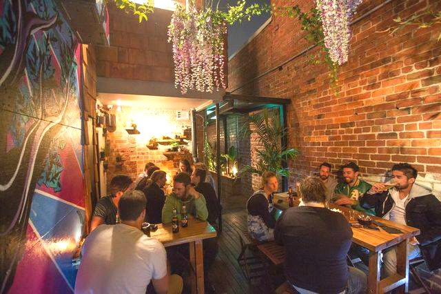 Jungle Boy - Best Beer Gardens Melbourne