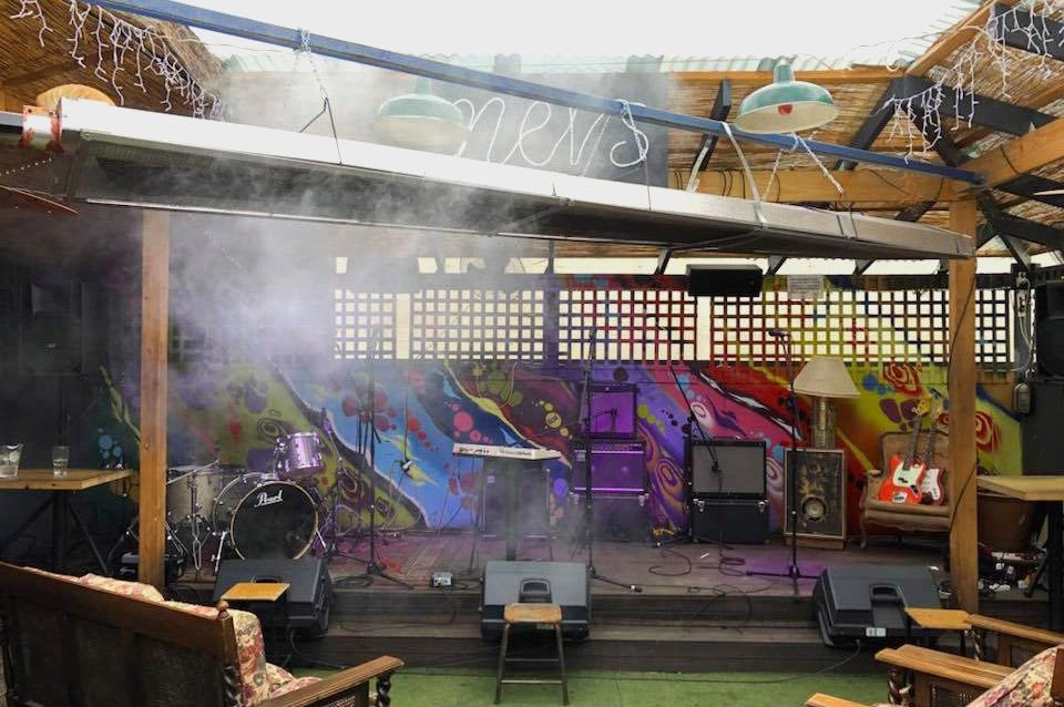Nevermind Bar - Best Beer Gardens Melbourne