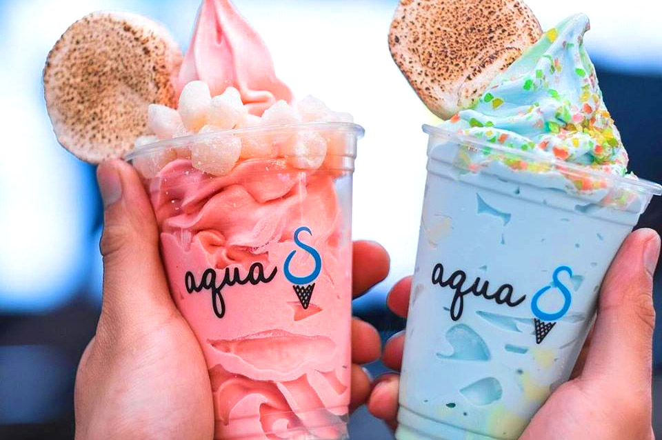 Aqua S – Soft Serve Station Sydney