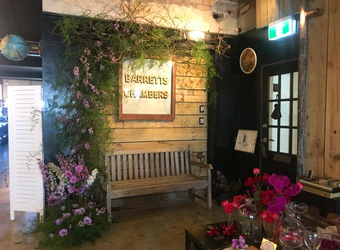 Butchers Daughter – Blank Canvas Venues