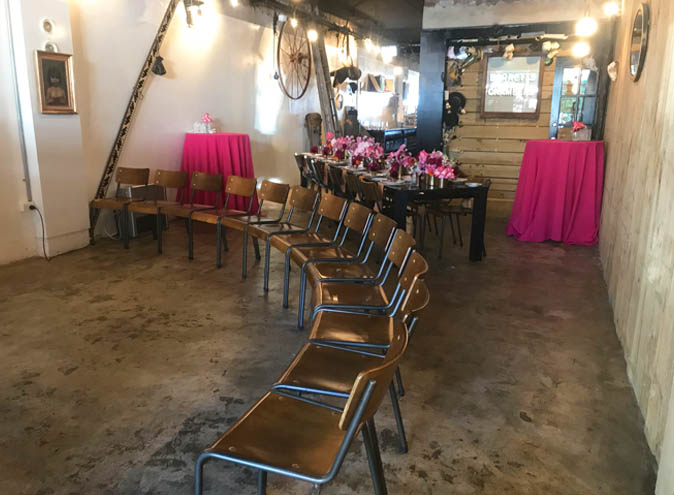 Butchers Daughter – Private Function Venues