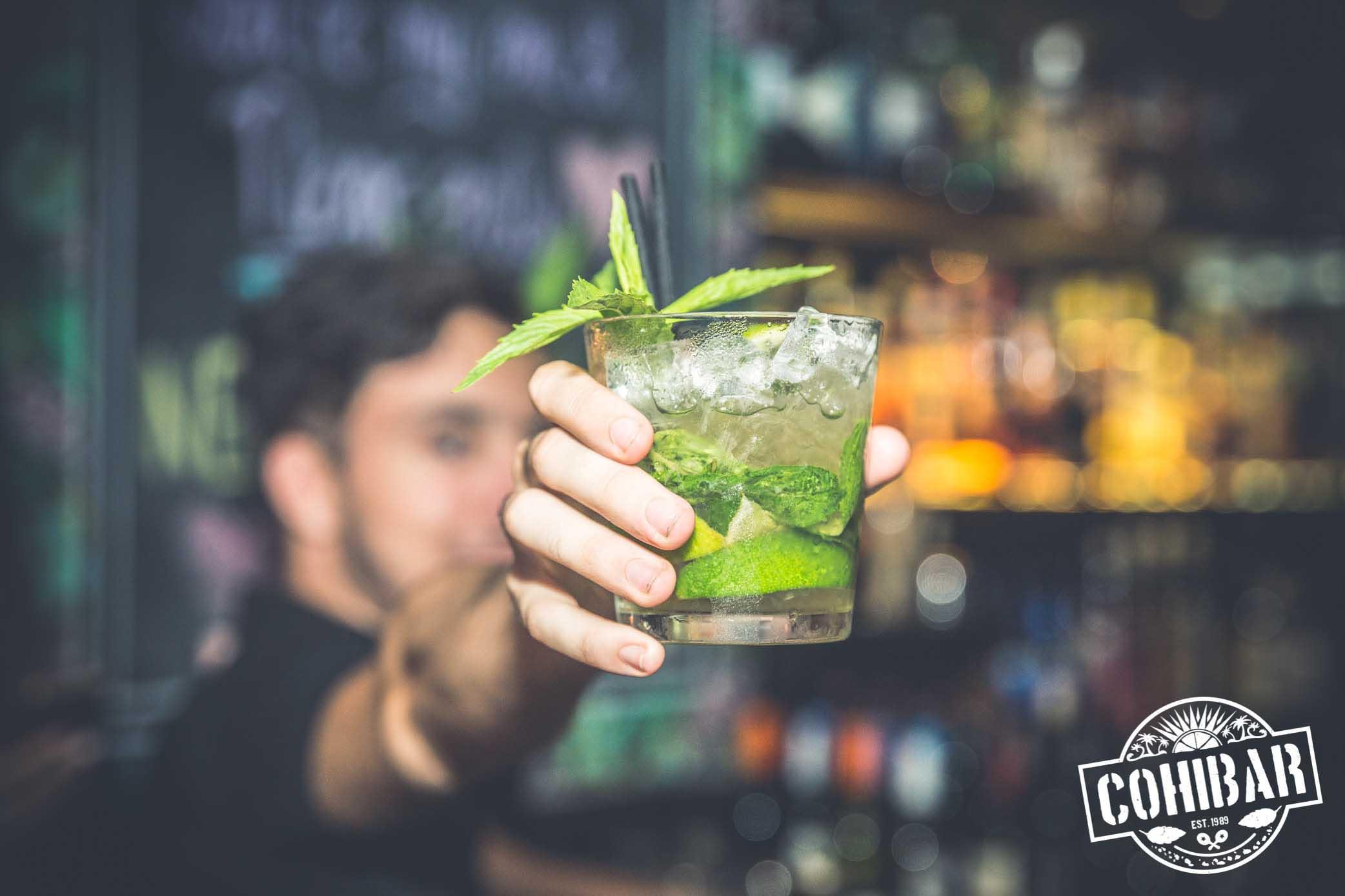 Cohibar – CBD Rooftop Bars