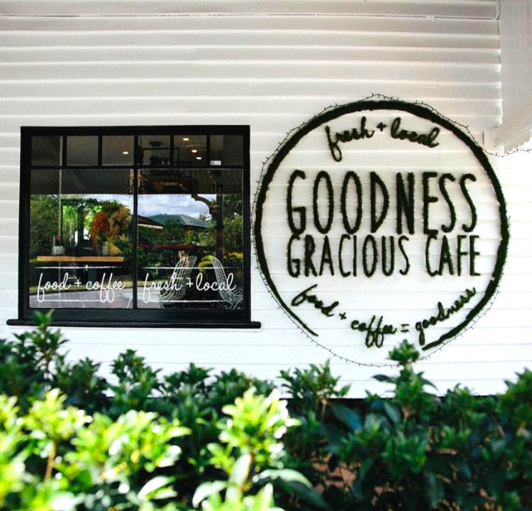 Goodness Gracious Cafe – Healthy Cafes