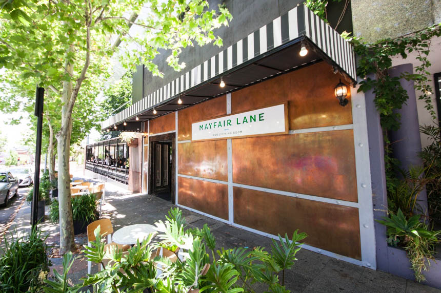 Mayfair Lane – Classic Restaurants