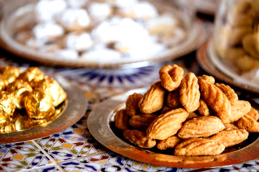 Moroccan Soup Bar </br> Best Vegetarian Restaurants
