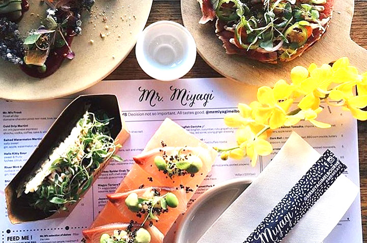 Mr Miyagi – Cool Japanese Restaurants