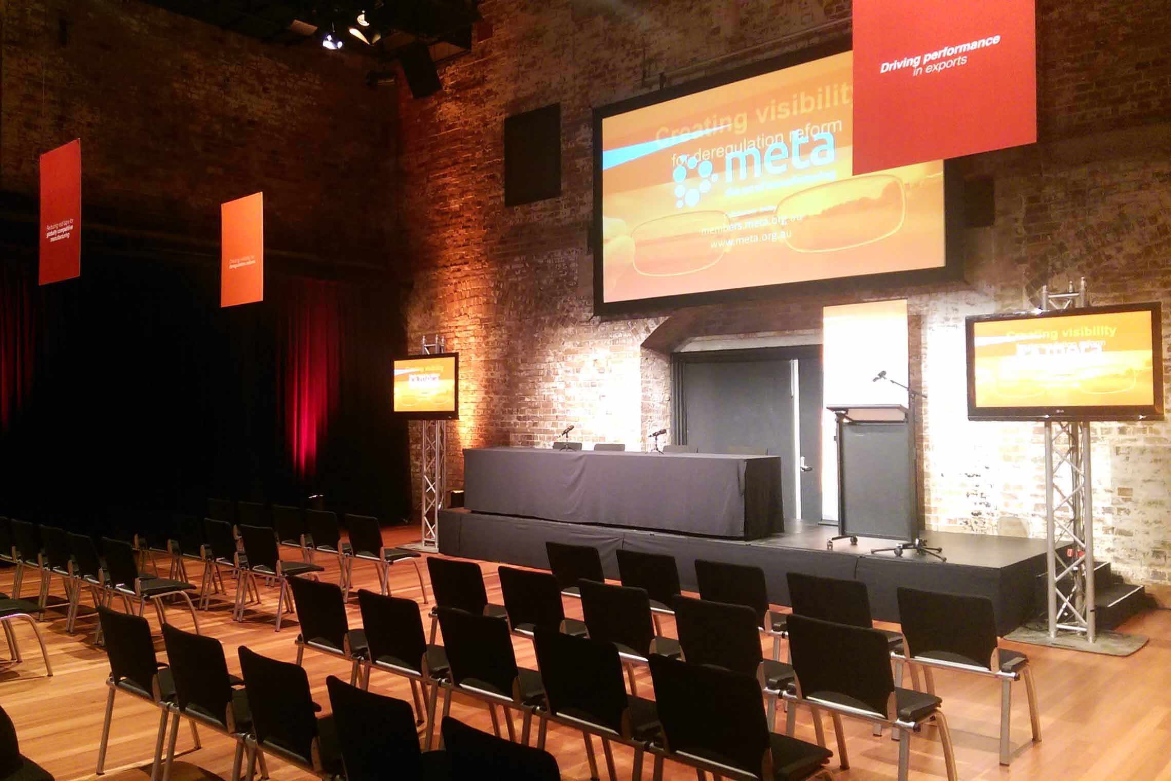 Roslyn Packer Theatre – Conference Venues