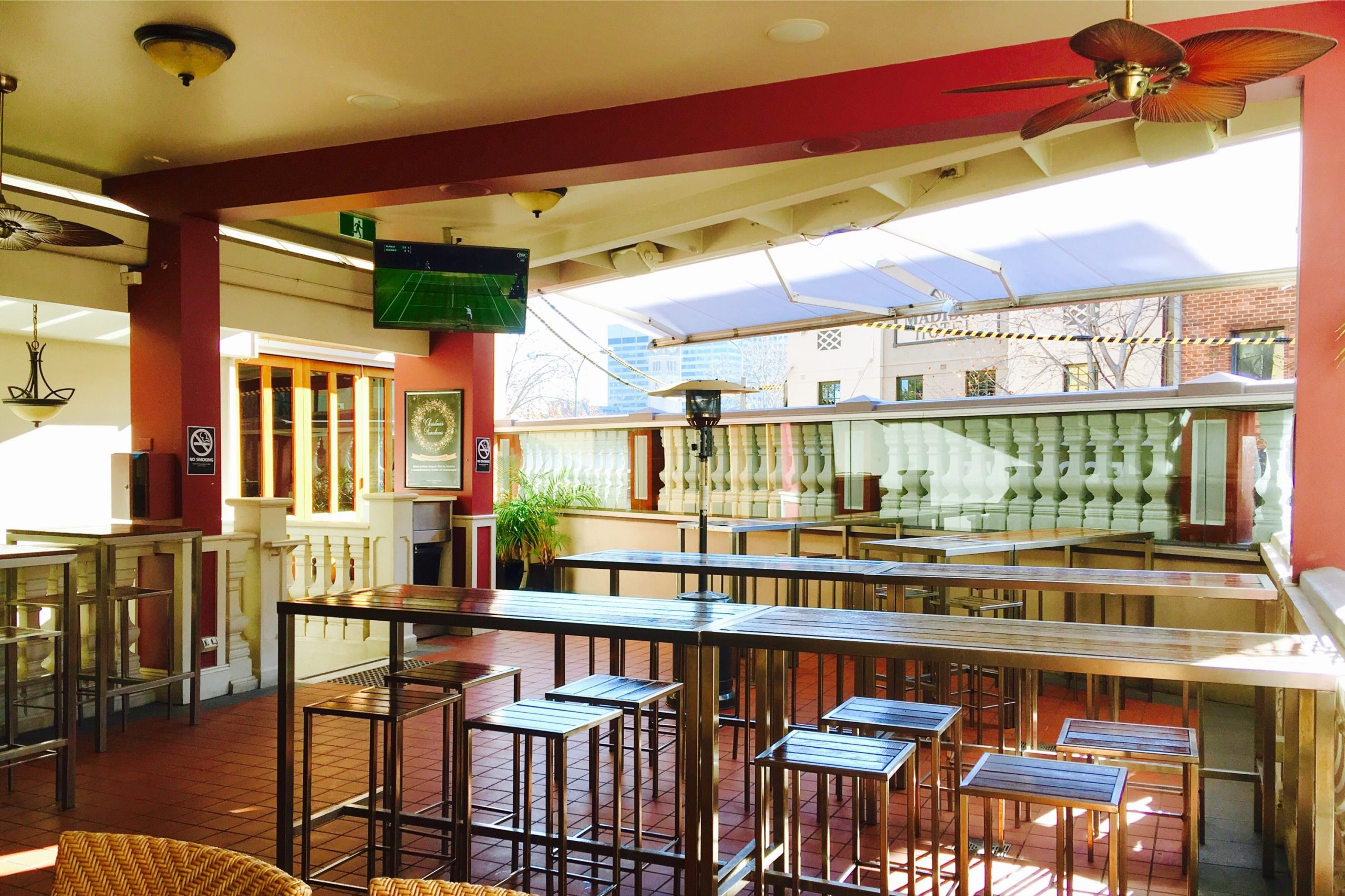 Royal Exhibition Hotel <br/>Best Rooftop Bars