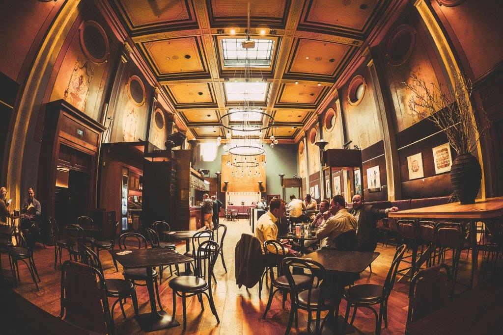The arthouse hotel stunning venues hidden city secrets for Best dining rooms in sydney