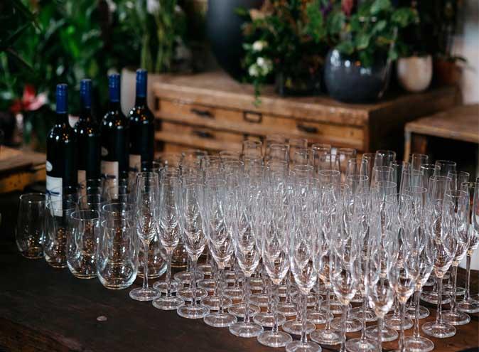Glasshaus Inside – Cocktail Function Venue