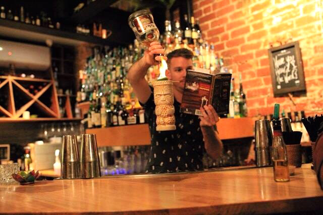 Jungle Boy <br/> Hidden Bars Melbourne
