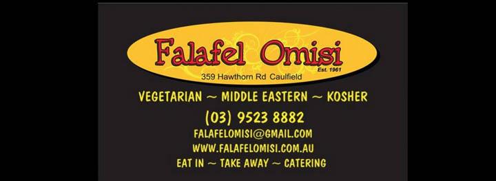 Falafel Omisi – Middle Eastern Cuisine