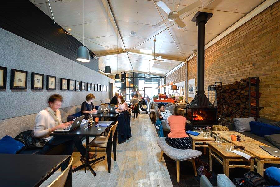 Cafe Function Rooms Melbourne