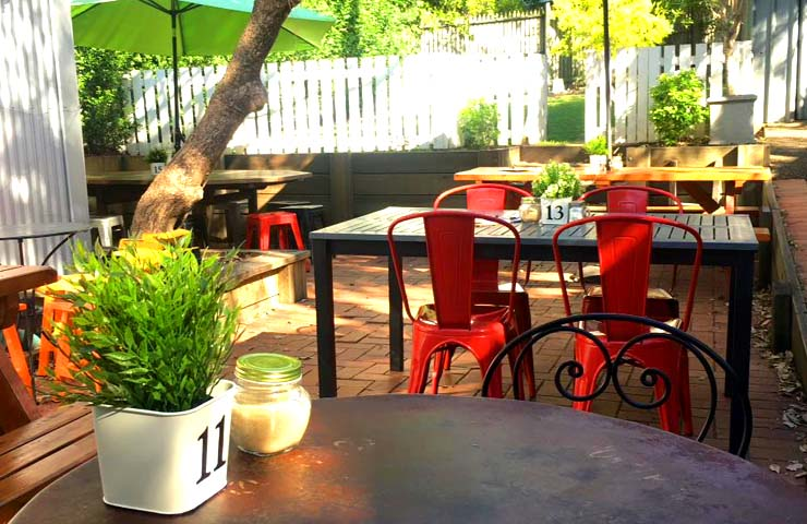 Cafe Auchenflower <br/> Best Outdoor Cafes