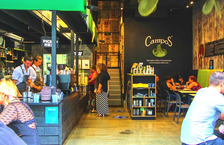 Campos – Brisbane's Best Coffee