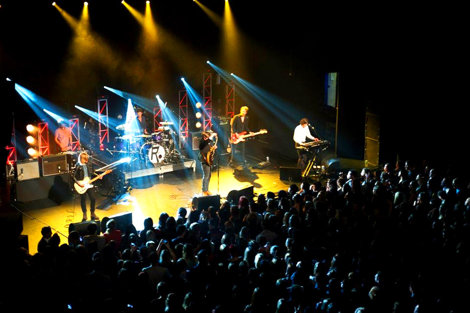 The Forum Melbourne – Live Music Venues