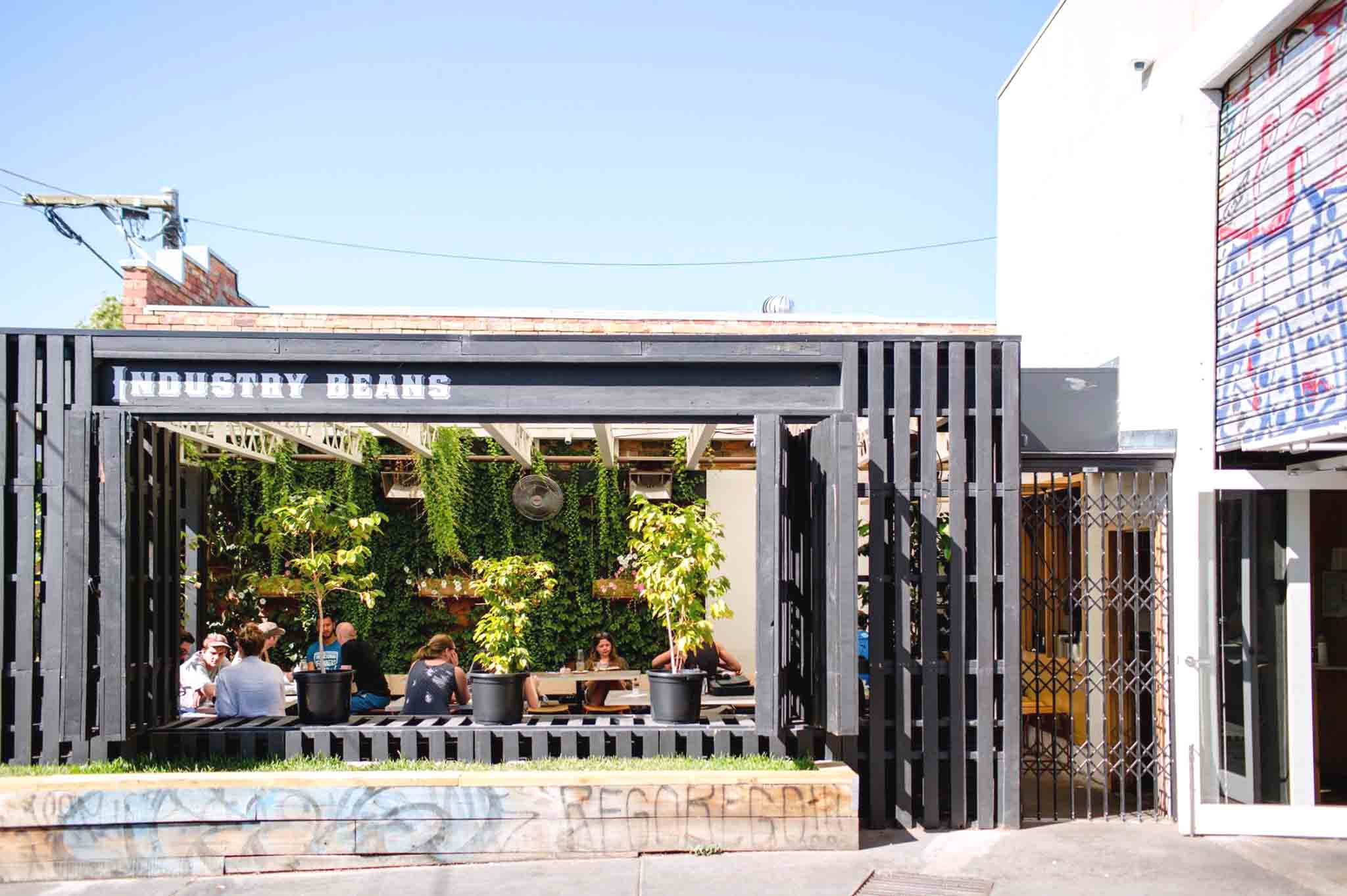 Industry Beans – Best Brunch Cafes