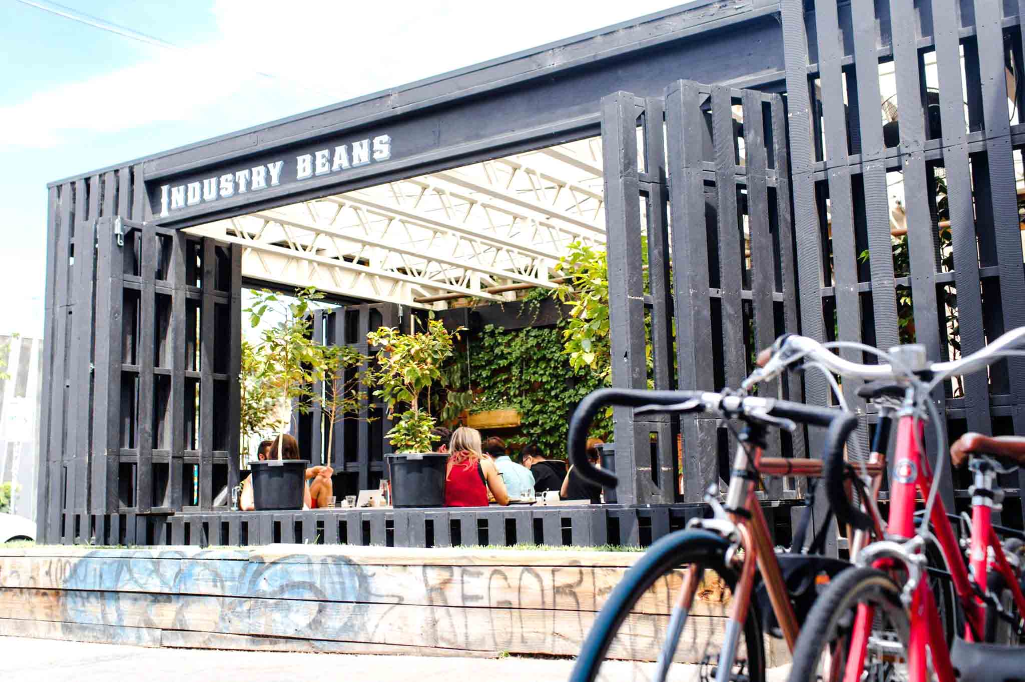Industry Beans <br/> Best Brunch Cafes