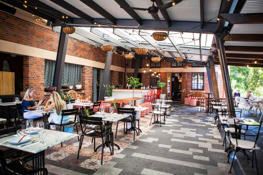 Libertine Bar & Restaurant – Group Dining