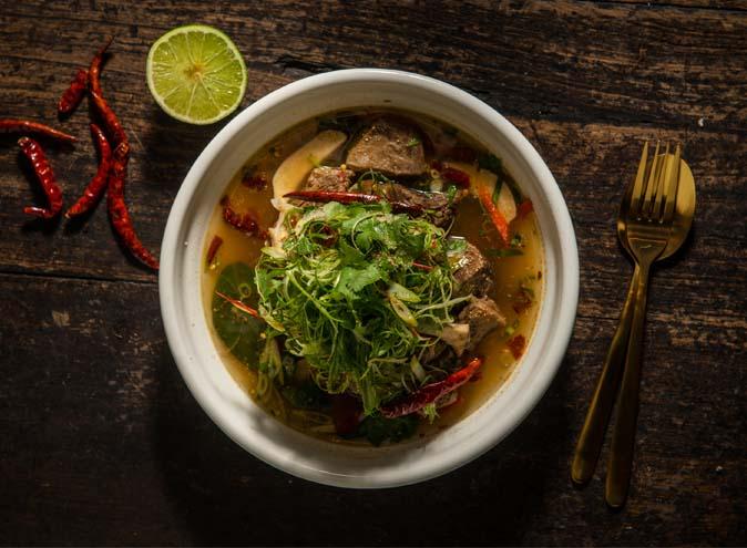 Longrain Melbourne – Asian Restaurants CBD