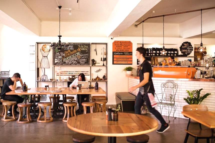 Sartoria <br/> Best Northside Cafes