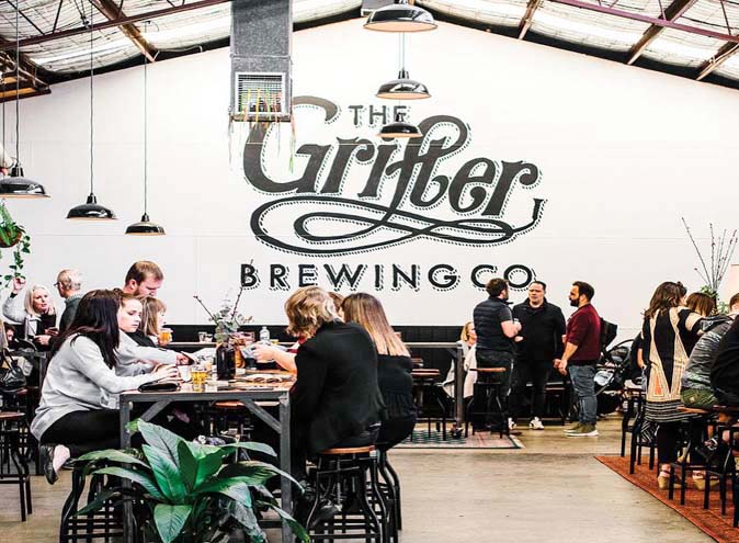 The Grifter Brewing Company <br/> Cool Microbreweries