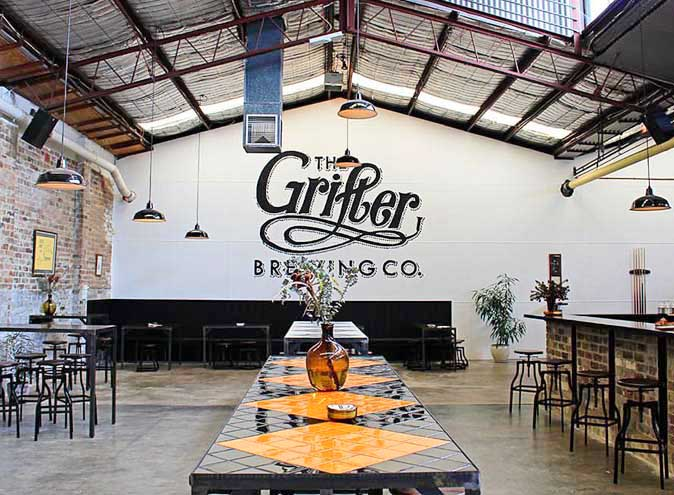 The Grifter Brewing Company – Good Microbreweries