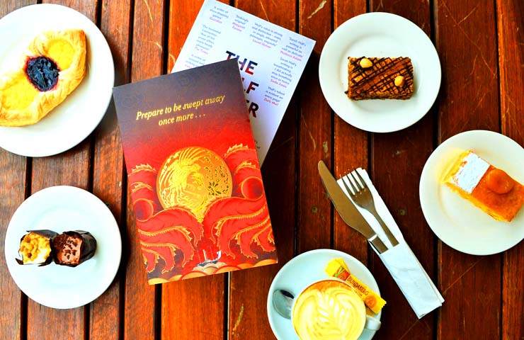 The Library Cafe <br/> Best Cafes for Productivity