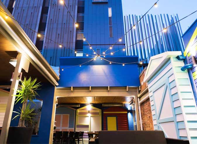 The Market Hotel – Good Outdoor Bars