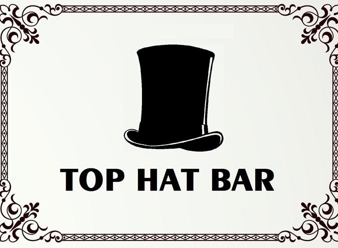 Top Hat Bar – Hidden Magic Bars