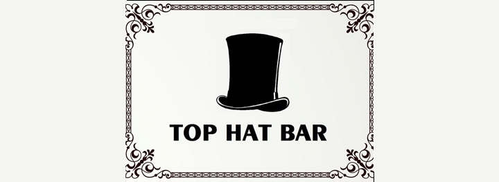 Top Hat Bar – Hidden Magic Bars