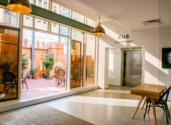 CUB Clubhouse – Corporate Venues For Hire