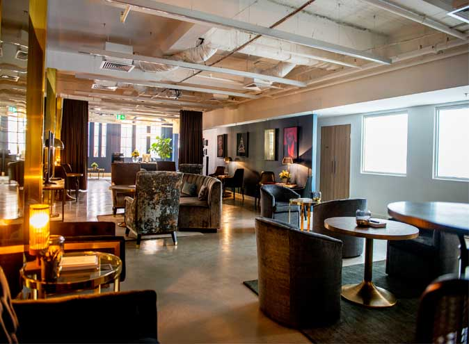 CUB Clubhouse – Team Workshop Venues