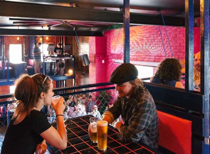Evie's Bar & Diner – American Restaurants