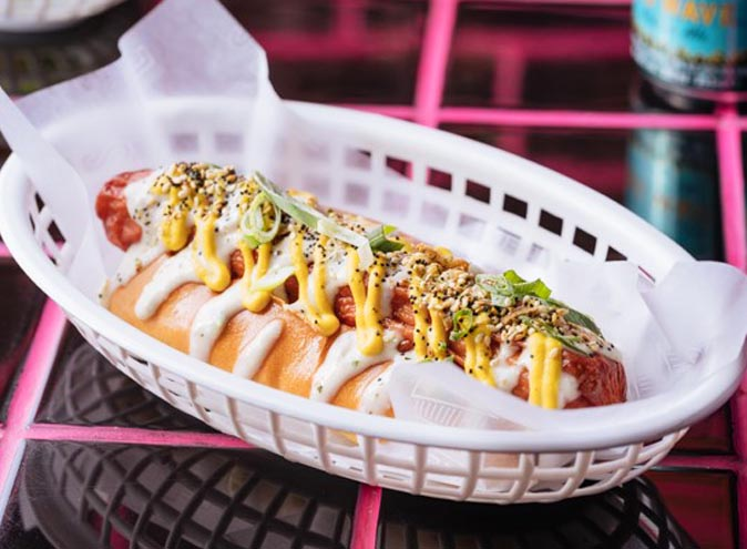 Evie's Disco Diner – American Restaurants