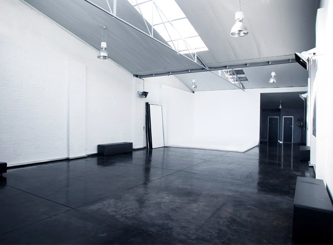 Lot Four Studio – Warehouse Spaces