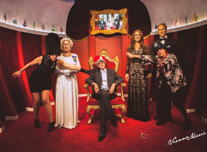 Madame Tussauds Sydney Hidden City Secrets