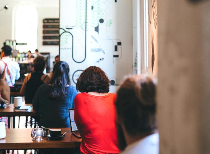 Mr Tulk <br/>Best Outdoor Cafes