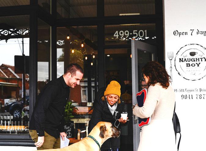 Naughty Boy Cafe <br/> Best Brunch Cafes