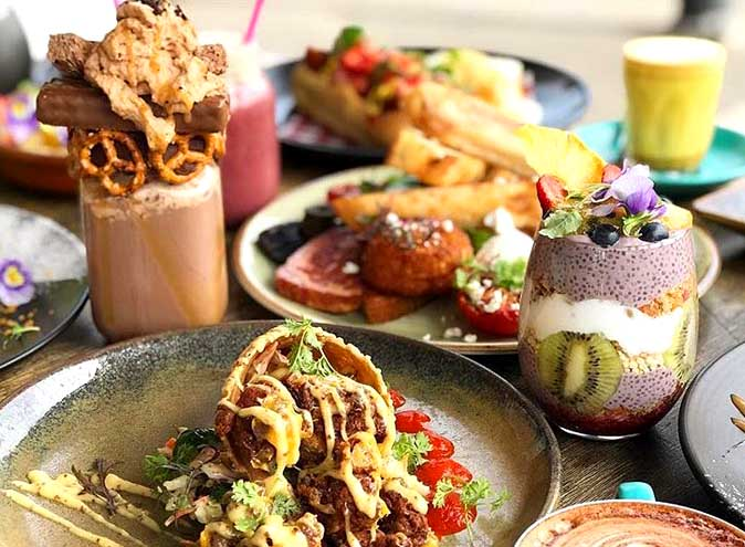 Naughty Boy Cafe – Best Brunch Cafes
