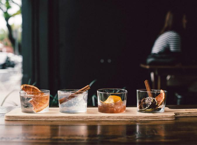 Prohibition Liquor Co – Distillery Bars